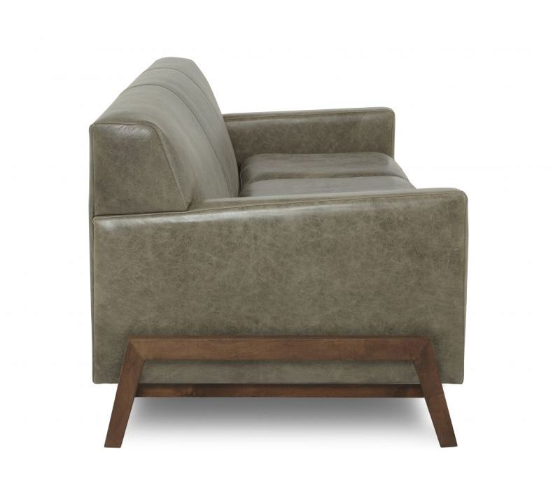 80 Leather Sofa Tufted Grey Fabric Sofas Small