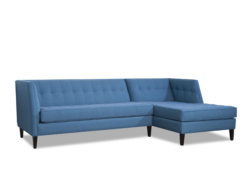 Taylor Sectional  63″  x 103″