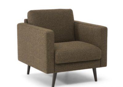 Natuzzi Editions Destrezza Accent Chair