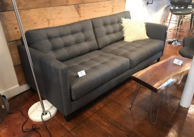 Younger Dark Grey James Sofa