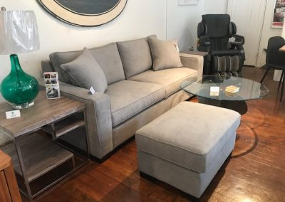 Younger Light Grey Grace Sofa