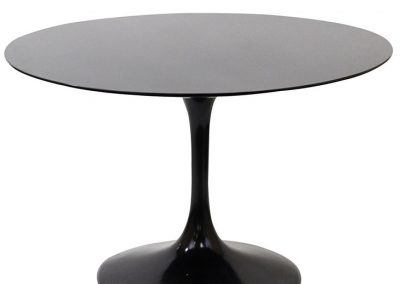 Black Tulip Dining Table
