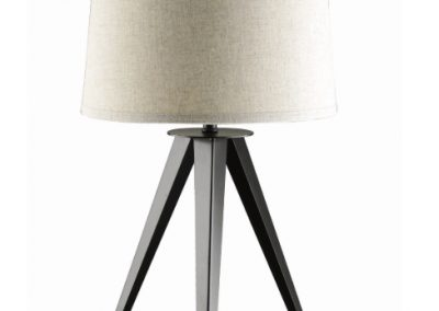 Industrial Tripod Table Lamp