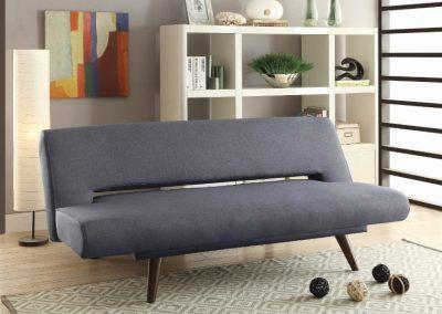 Modern Grey Futon