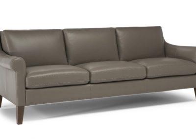 Natuzzi Editions Dolcezza Leather Sofa