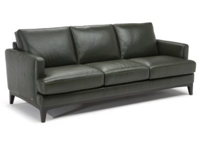 Natuzzi Editions Nostalgia Leather Sofa